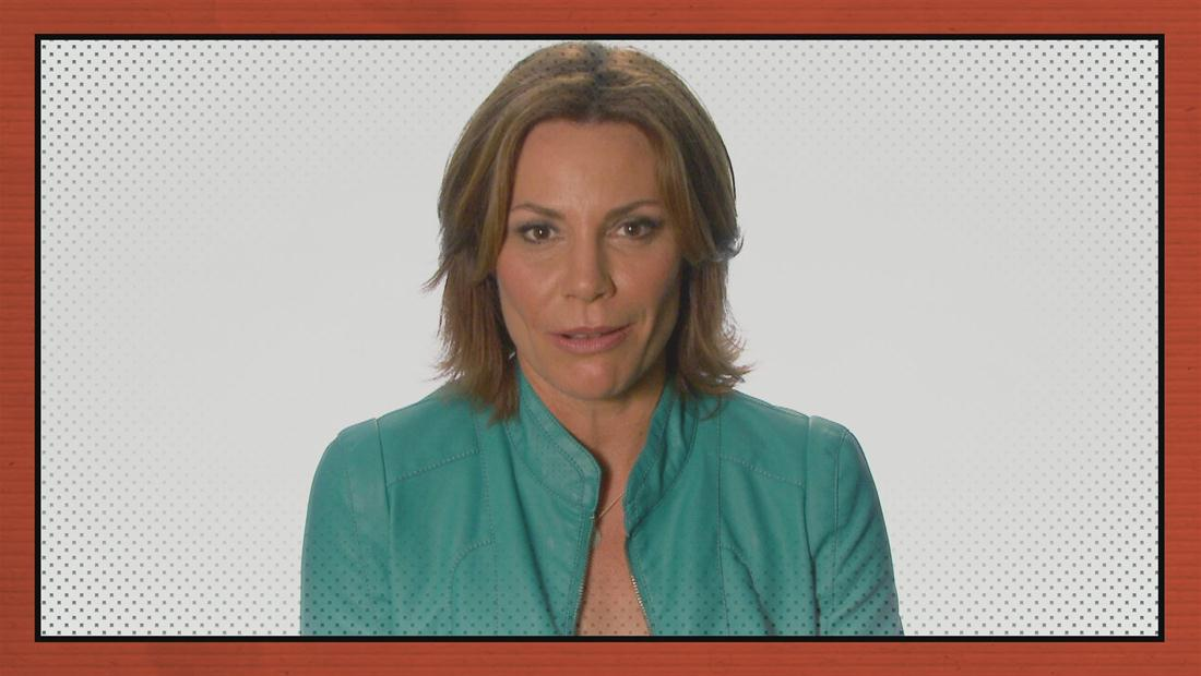 Celebrities Undercover Sneak Peek 103: LuAnn de Lesseps