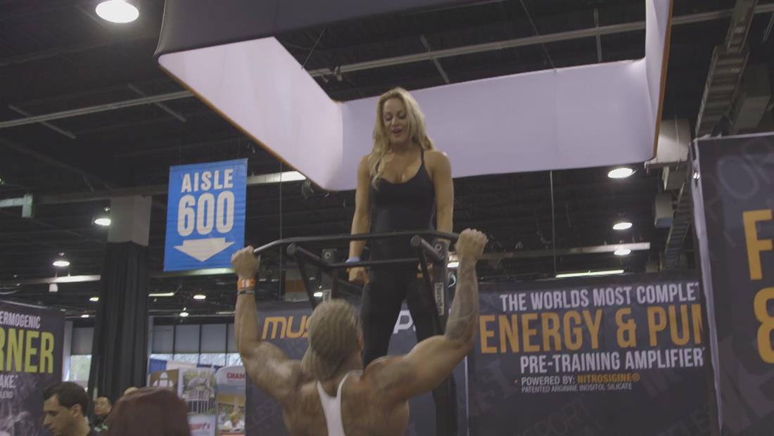 Pretty Strong Sneak Peek 103 The Fit Expo