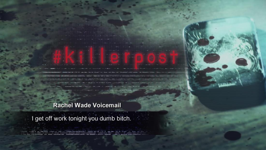 #killerpost Bonus 103: Threatening Voicemails