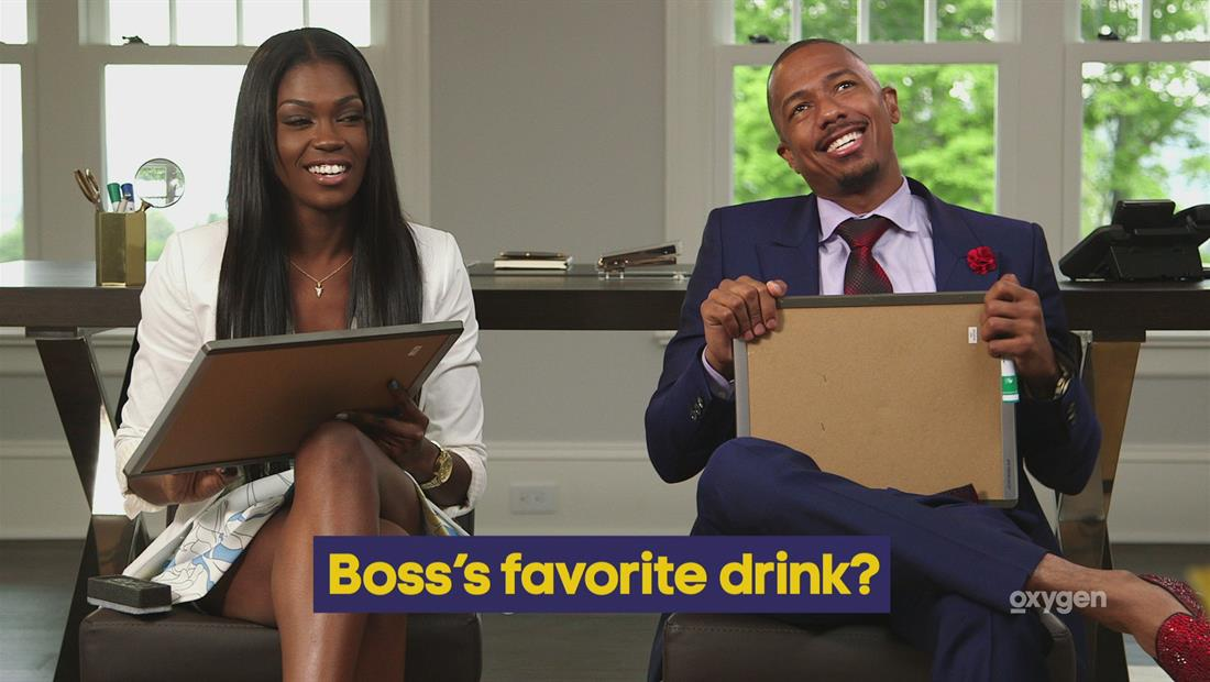Like a Boss: Boss's Favorite Drink