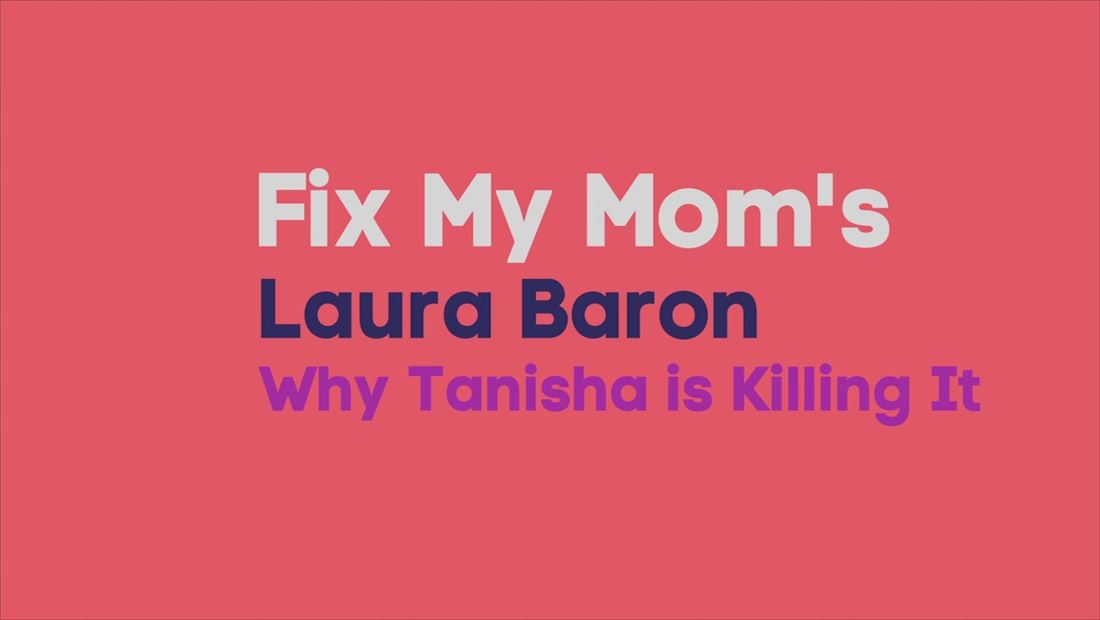 Laura Baron Congratulates Tanisha for Crazy Talk!