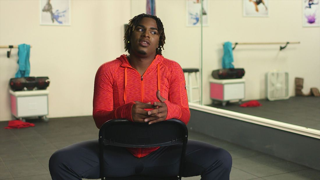 The Prancing Elites Project Interview 112: Kentrell
