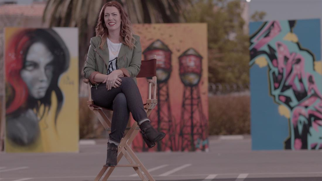 Street Art Throwdown: Meet Co-Judge Lauren Wagner