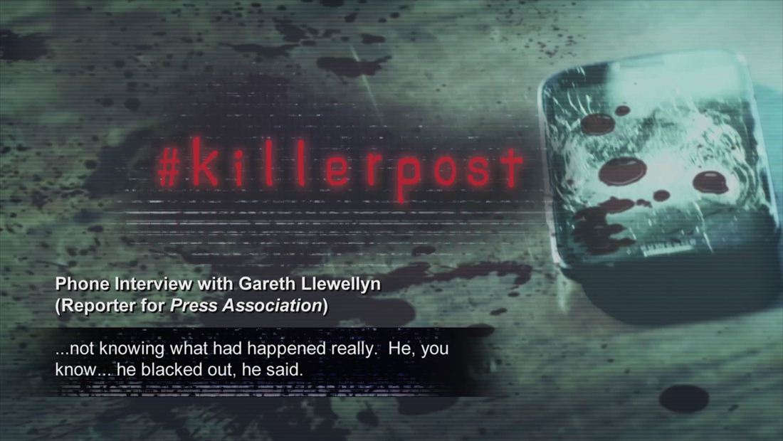 #killerpost Bonus 108: Interview with Gareth Llewellyn