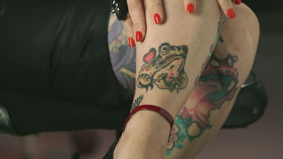 Best Ink 3: Hannah and Joe's New Tattoos