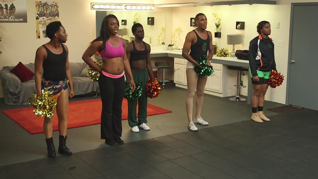The Prancing Elites Project Sneak Peek 110: Cheerleader Collapse