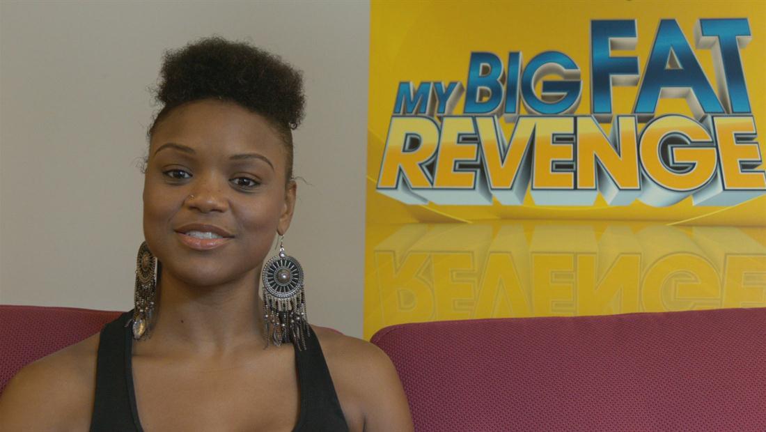 My Big Fat Revenge Interview: Tamar Finds Strength