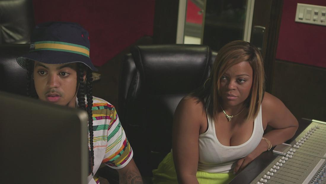 Sisterhood of Hip Hop Sneak Peek 101: In the Studio
