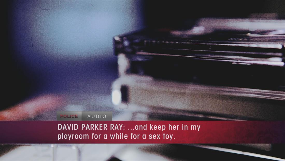 Killer Couples Bonus 207: David Parker Ray Recording
