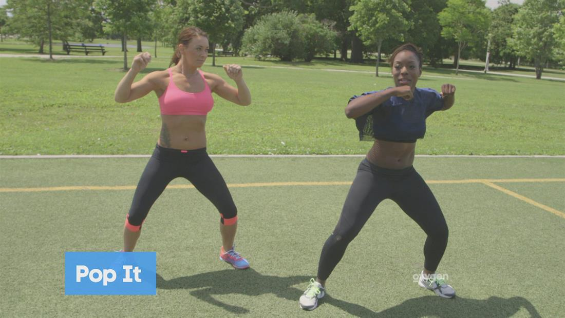 Pretty. Strong. Get Fit Challenge: Yashi and Jamie, Beginner Full Body