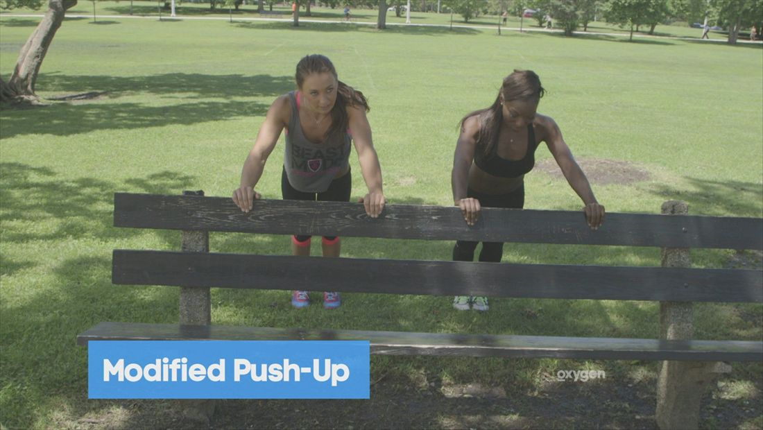 Pretty. Strong. Get Fit Challenge: Jamie and Yashi, Beginner Arms