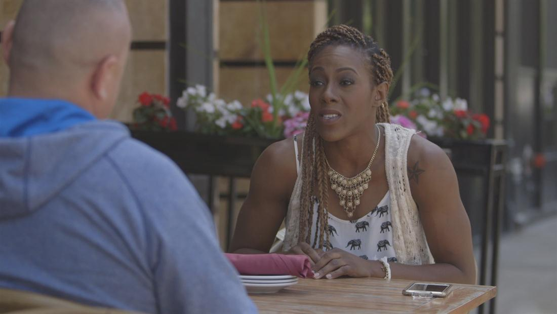 Pretty Strong Sneak Peek 105: Nani Talks to Coach Hac