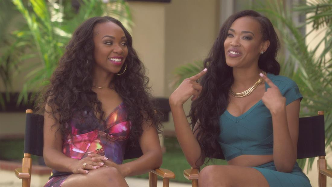 BGC Twisted Sisters: Meet Amber and Asia