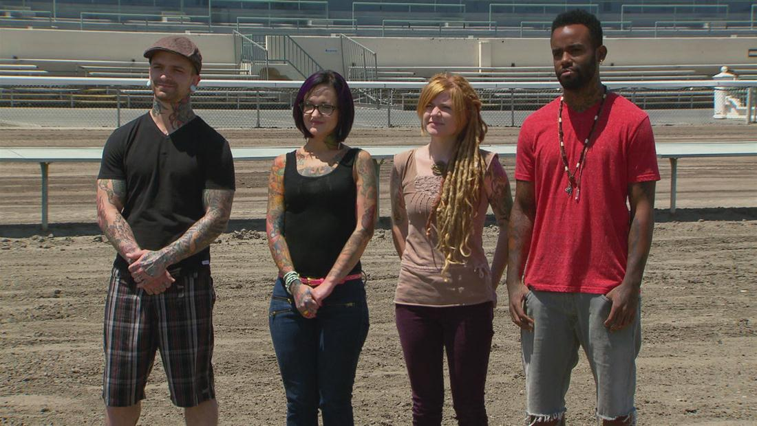 Best Ink Sneak Peek 311: Demolition Derby