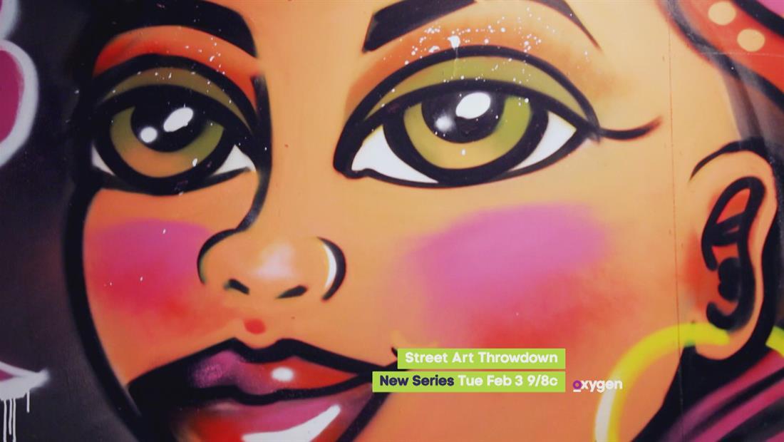 Street Art Throwdown: Premiering Feb 3!