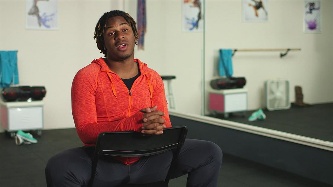 The Prancing Elites Project Interview 110: Kentrell