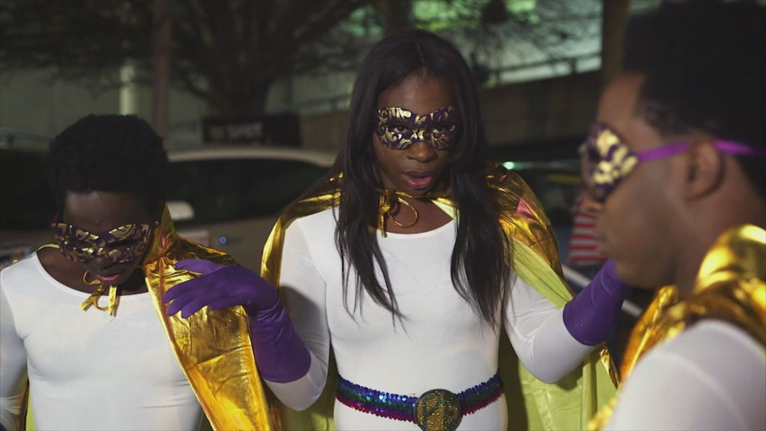 The Prancing Elites Project: Dancing in the Street