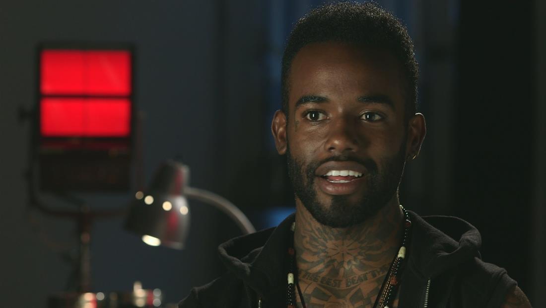 Best Ink: Darnell's Career Start