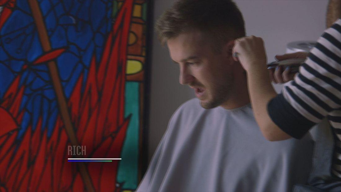Rich in Faith Sneak Peek 107: Rich Gets a Haircut