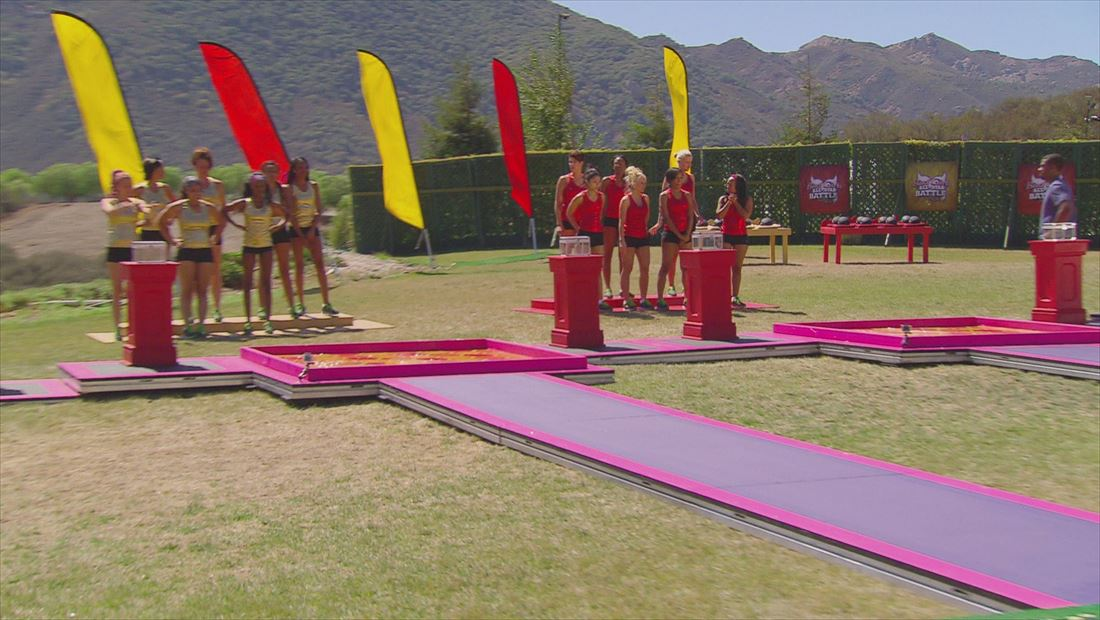 Bad Girls All Star Battle Sneak Peek 202: Captain's Challenge