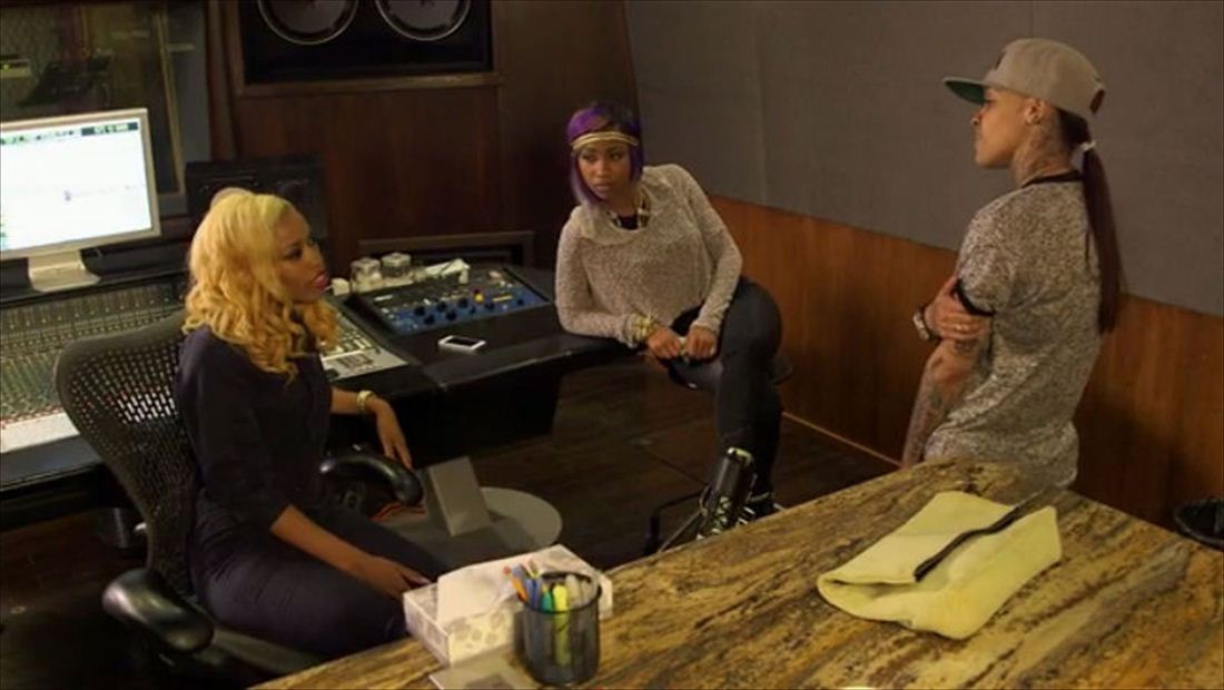 Sisterhood of Hip Hop Sneak Peek 102: Introducing Diamond