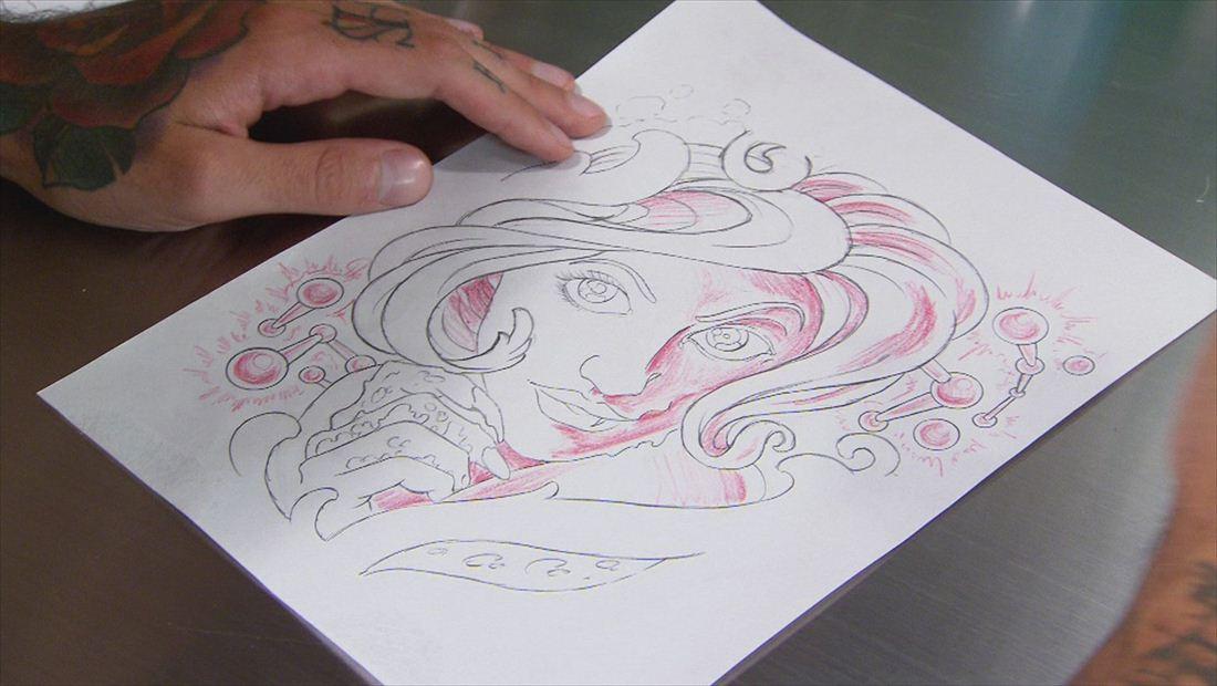 Best Ink Sneak Peek 306: Malfunctions