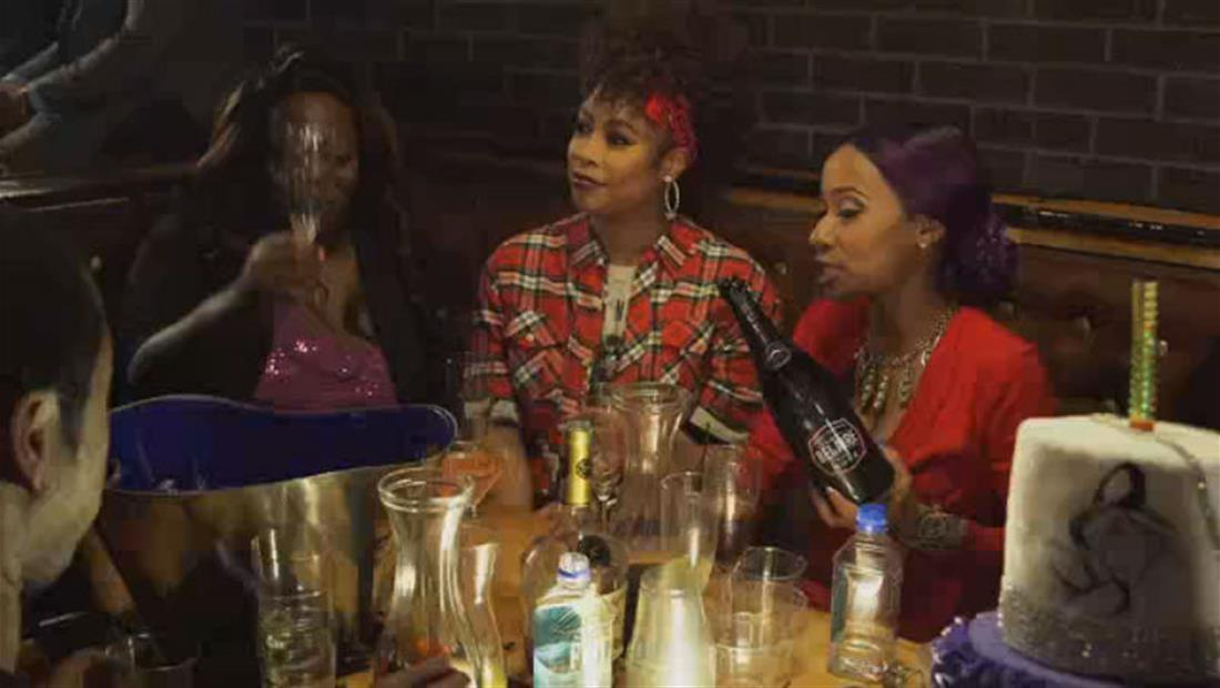 Sisterhood of Hip Hop Sneak Peek 201: Da Brat