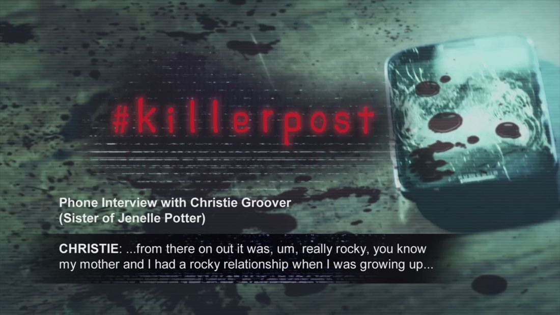 #killerpost Bonus 101: Interview with Christine Groover