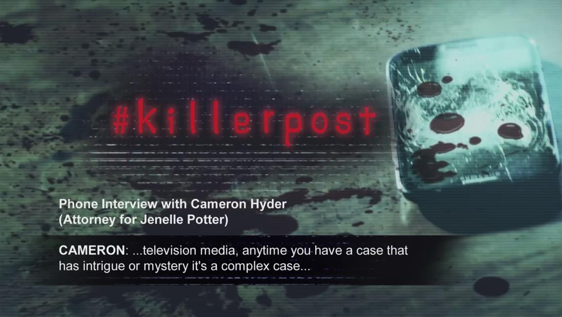 #killerpost After the Verdict: Payne/Potter