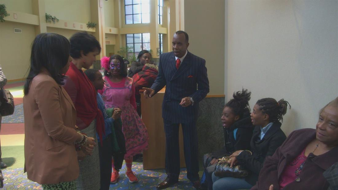 Preachers of Detroit Preview 102: One Step Forward, Two Steps Back