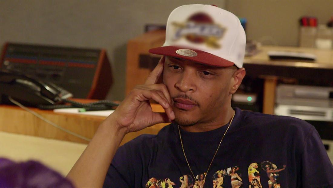 Sisterhood of Hip Hop Bonus 206: T.I. on Diamond